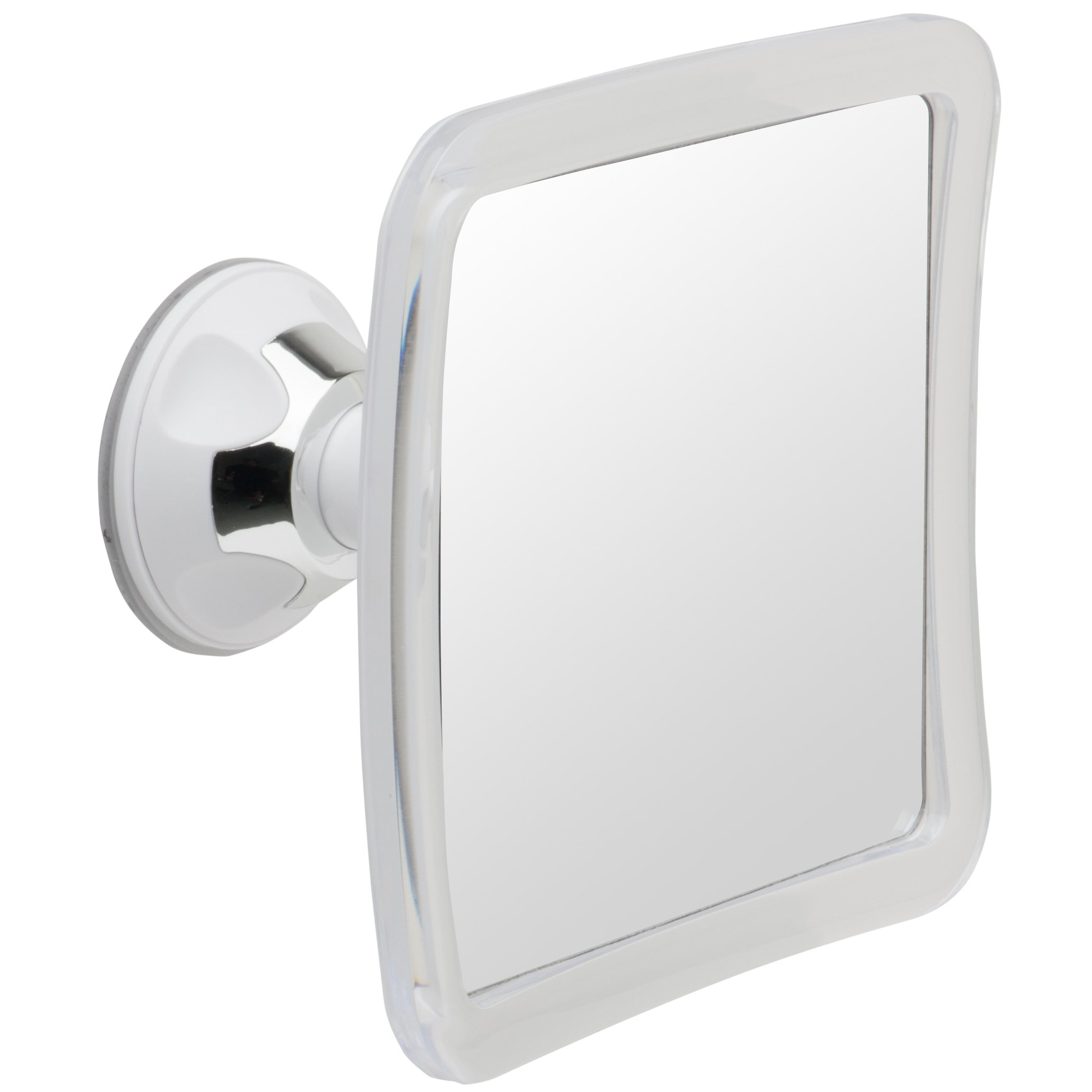 Amazon.com : Fogless Shower Mirror for Shaving - No Fog Chrome ...