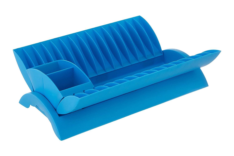 Premier Housewares PREM-805143 Scolapiatti, Plastica, Verde, 35x23x11 cm 0805143