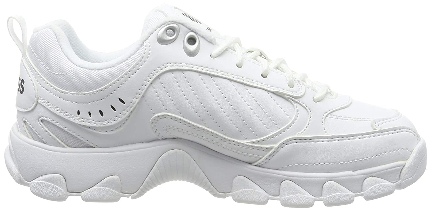 K-Swiss Womens Hs329 Low-Top Sneakers