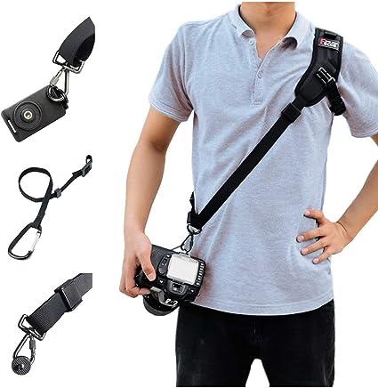 Tracolla professionale per fotocamere reflex