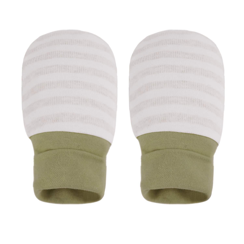Unisex Baby Handschuhe F/äustlinge Neugeborene Anti Kratzf/äustel aus Weiche Baumwolle Winter Warmer Atmungsaktives gegen Kratzer Gloves Baby Care f/ür 0-12 Monate