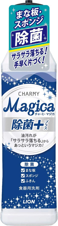 チャーミーマジカ 食器用洗剤 除菌プラス