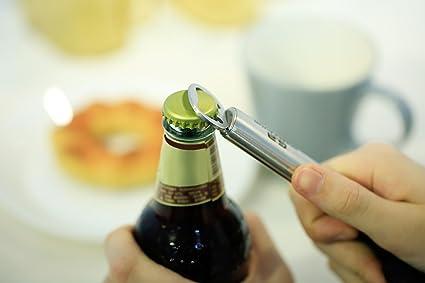 GA Homefavor abrelatas manual y Abrebotellas para todo tipo de frascos: Amazon.es: Hogar
