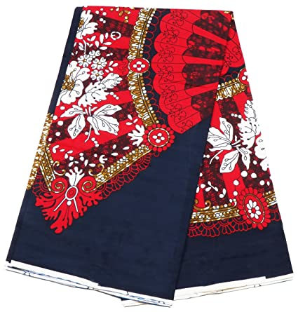 African Clothes Designs | Amazon Com Ankara Fabric African Print Clothing Designs Material
