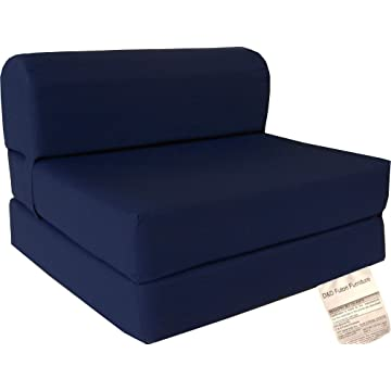buy D&D Futon Furniture Sleeper Chair