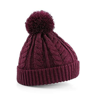Beechfield - Bonnet épais tricoté - Femme  Amazon.fr  Vêtements et  accessoires 5aaf520f6f7