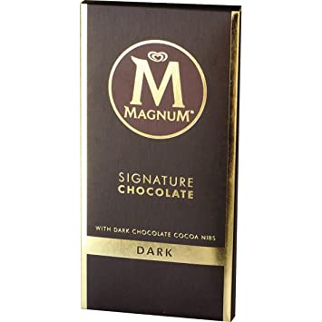 d73fedb96 Image Unavailable. Image not available for. Color  Magnum Signature  Chocolate Dark Block ...