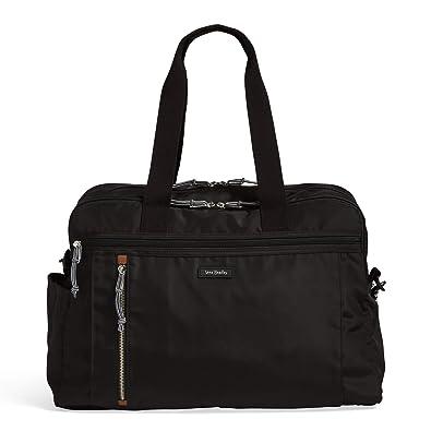 bca3011fc Amazon.com: Vera Bradley Lighten Up Weekender Travel Bag, Polyester ...