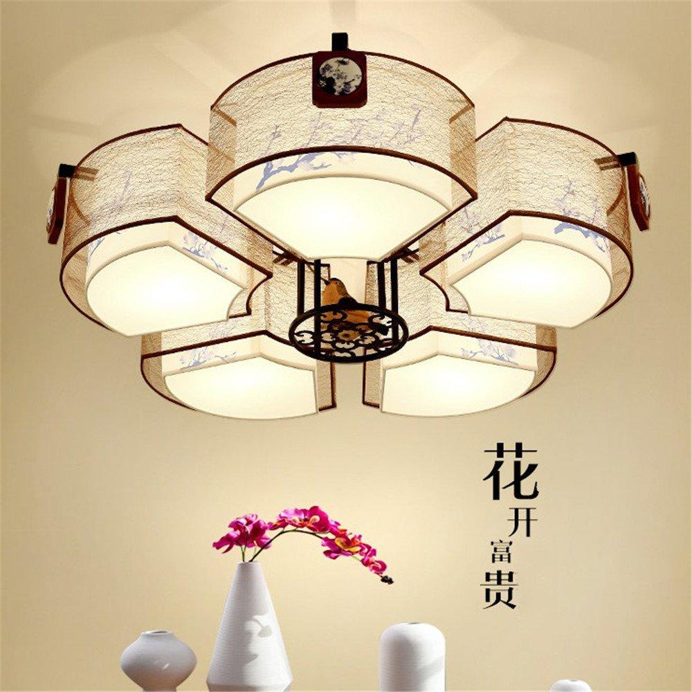 brightllt neue chinesische wohnzimmer lampe deckenleuchte runde led lampen schlafzimmer studie. Black Bedroom Furniture Sets. Home Design Ideas