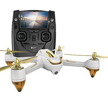 HUBSAN H501S X4 BRUSHLESS FPV 5,8GHz GPS 1080p HD Camara ...