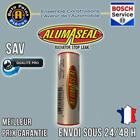 Alumaseal Stop Fuites Radiateur Bloc Moteur Culasse AmazonFr Auto
