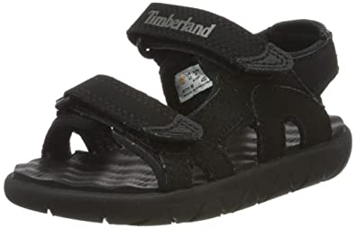 wholesale sales select for clearance amazing price Timberland Unisex Kids' Perkins Row 2-Strap Open Toe Sandals