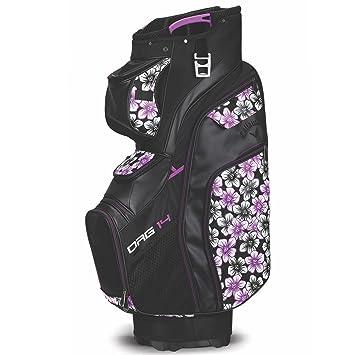 Callaway Org 14 Golf Bolsa, Color Negro y Morado, tamaño ...