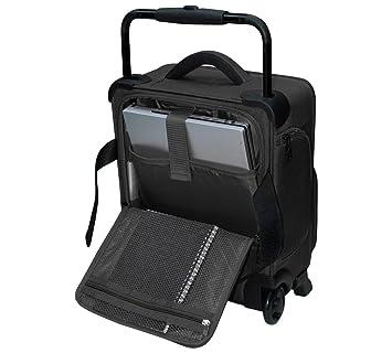 c5c958012 IT Worlds Lightest Underseat 2 Wheel Cabin Case: Amazon.co.uk: Luggage