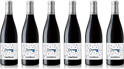 Celler Coop. Gandesa | Vino Tinto Joven Somdinou 2017 | D.O. Terra Alta | Pack de 6 botellas de 75cl.: Amazon.es: Alimentación y bebidas