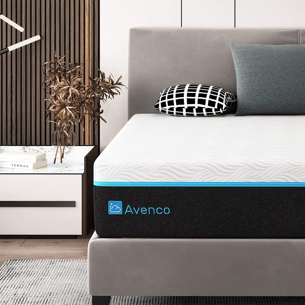 Avenco Premium Cool Memory Foam Mattress