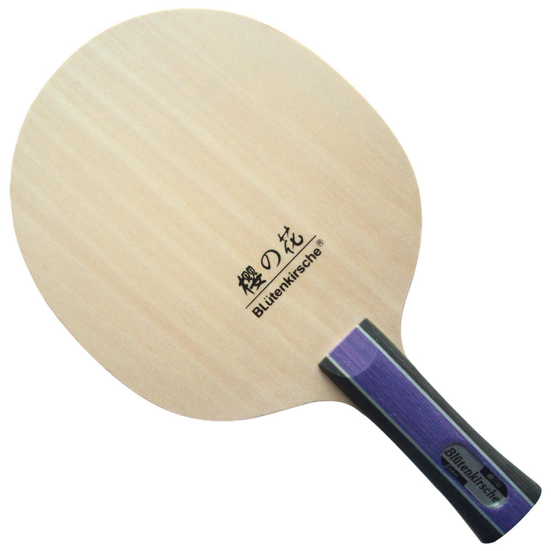 Kokutaku Blütenkirsche FLテーブルテニス木製ブレードforトレーニング   B00RSNVTJ8