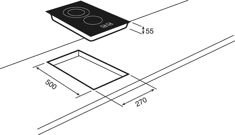 Teka IR 321 - Placa Modular Ir321 Con Función Mantener Caliente: Amazon.es