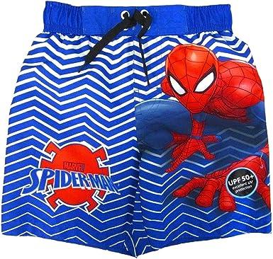 Marvel Boys Spiderman Swim Trunk Shorts