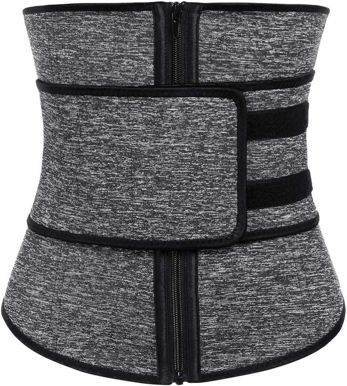 Roskiky Damen Taille Cincher Korsett Bauch Kontrolle Body Shaper Trimmer G/ürtel Gewichtsverlust