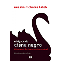 A lógica do Cisne Negro: O impacto do altamente improvável