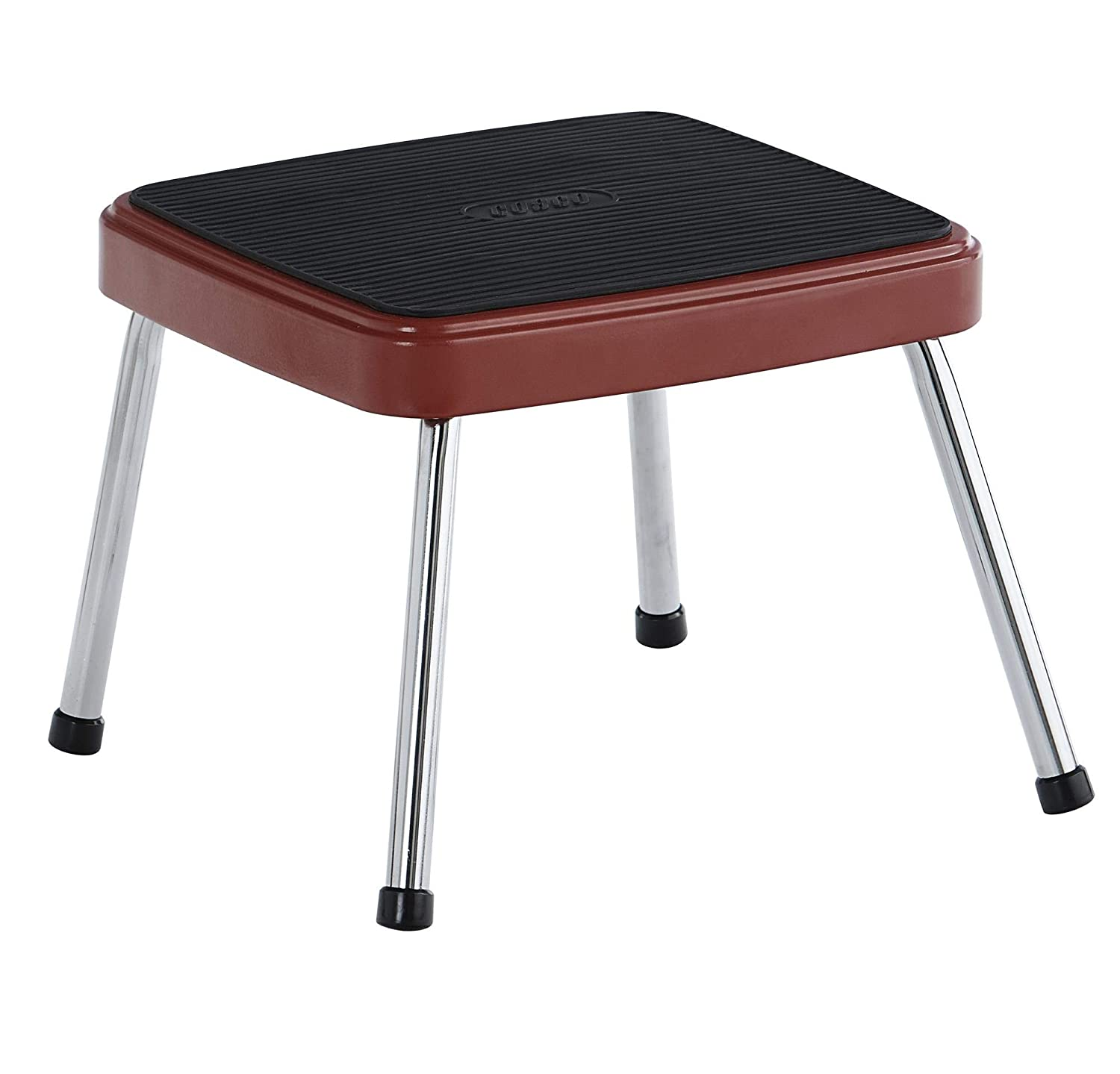 Step Stool Teal, one Pack COSCO 11330TEA1E Stylaire Retro Two