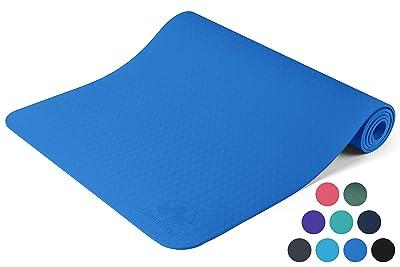 Clever Yoga Yoga Mat Non Slip