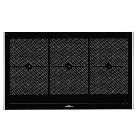 Oranier Be cook FLI 2088 bc & Edelstahl-Seitenleisten - Cocina de ...