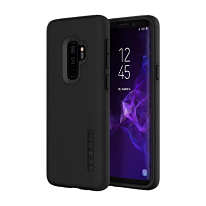 free shipping a169b fa1c2 Incipio DualPro Samsung Galaxy S9+ Case with Shock-Absorbing Inner ...