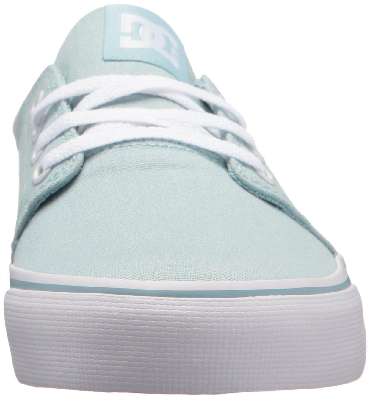 DC TX dámské tričko modrá TX Skate Skate Shoe Světle modrá 267d14f ... 02282251ef