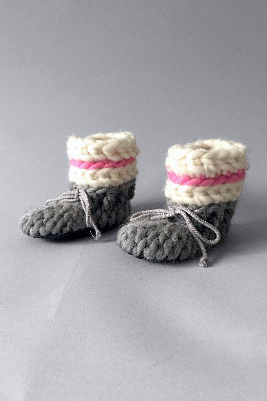 99e8828de1c8a Amazon.com: Baby + Kids Sock Monkey Rose - Baby House Slippers ...