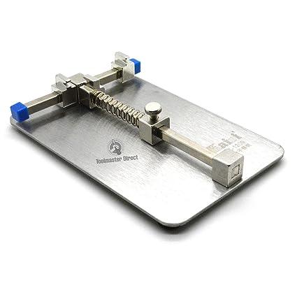 Soporte de sujeción para reparación de placa de circuitos impresos de iPhone