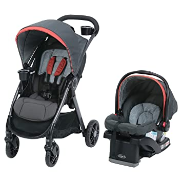 Graco FastAction DLX Travel System