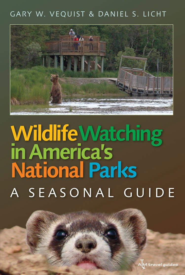 Wildlife Watching in America's National Parks: A Seasonal Guide ebook