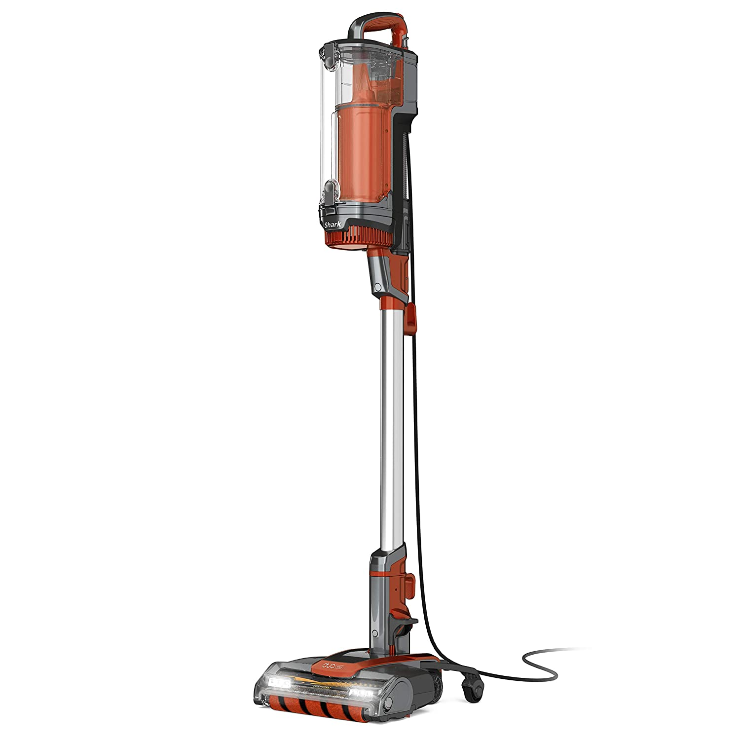 Shark UpLight Upright Vacuum, Terracotta