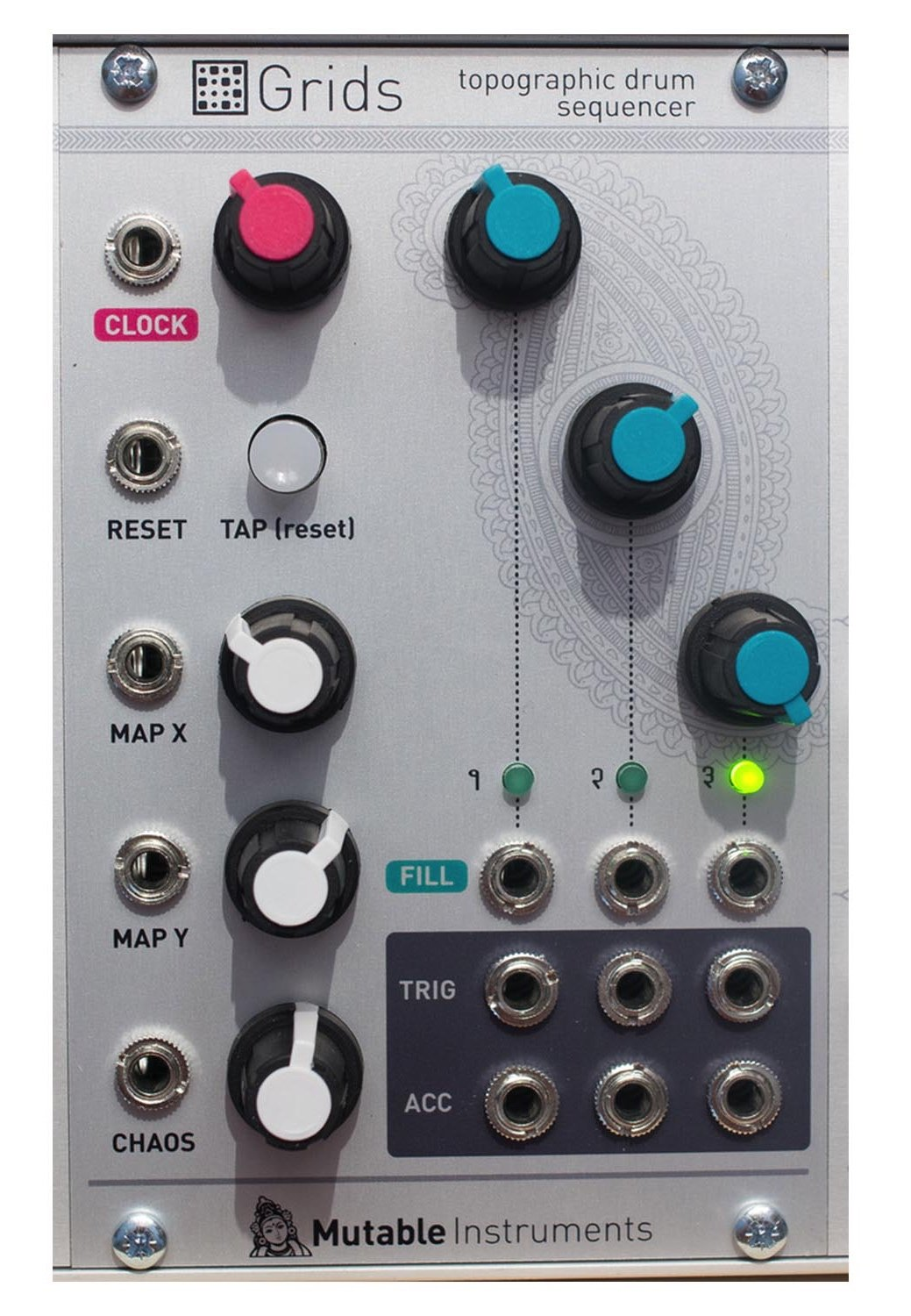 Mutable Instruments Grids by Mutable Instruments