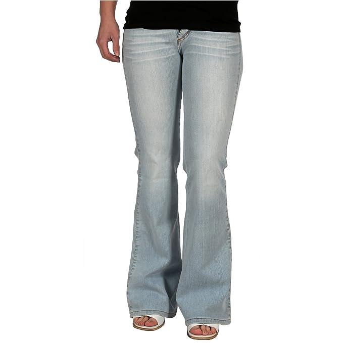 Wrangler Pantalón Vaquero Para Mujer/cadera Jeans Bell ...