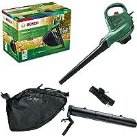 Bosch Home and Garden Elektrische Bladruimer UniversalGardenTidy 2300 (2300 W, Opvangzak 45 L, Variabel Toerental, Voor…