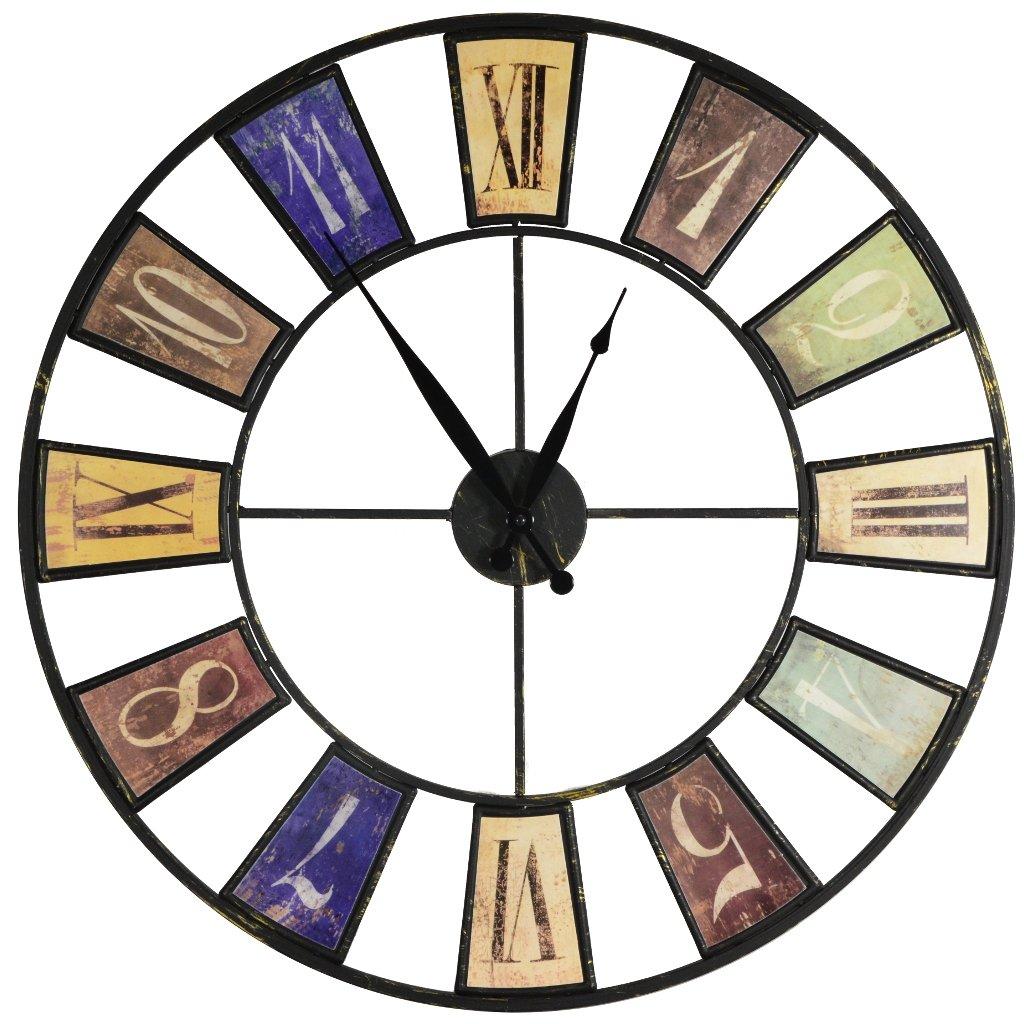 Reloj vintage XXL Estilo Lookhttps://amzn.to/2SIbZlw