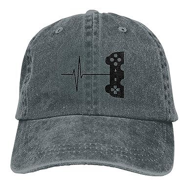 Juego Mango Retro Ajustable Cowboy Denim Hat Unisex Hip Hop Gorras ...