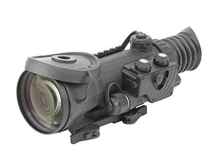 Armasight Vulcan 4.5X 3 Alpha MG Gen 3 Night Vision Rifle Scope with Manual Gain