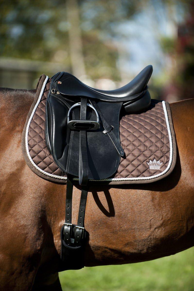 Horze Silver Cord All Purpose Saddle Pad