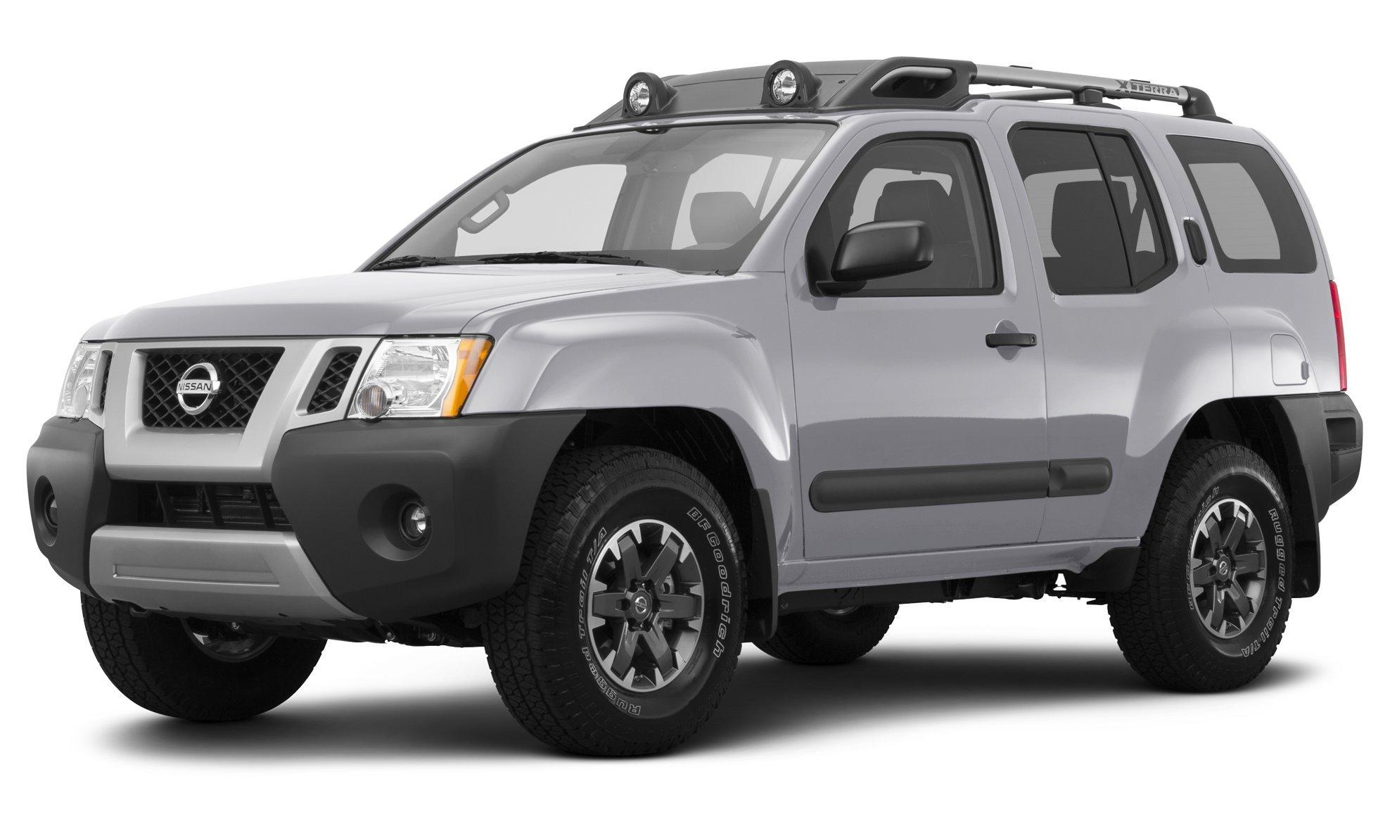 2014 nissan xterra pro 4x 4 wheel drive 4 door automatic transmission