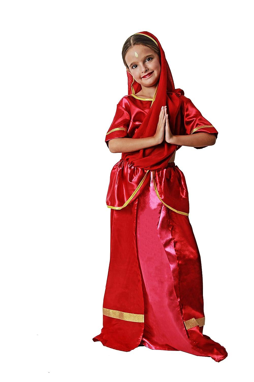 Costumizate! Disfraz de Hindú para niño Talla 3-4 Especial ...