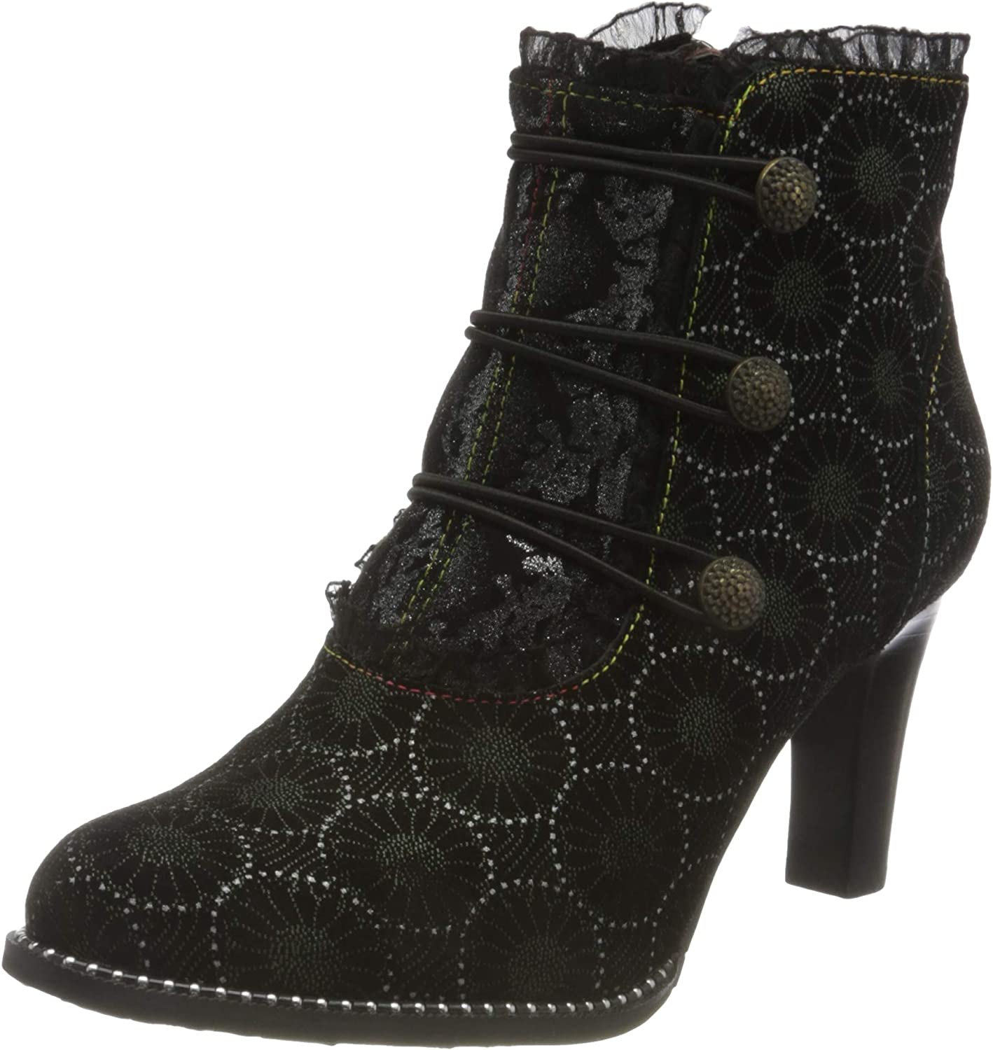 Laura Vita Women's Ankle Tulsa Mall Bootie High quality boot