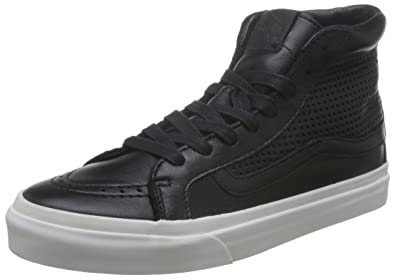 6858fb1518 Vans Womens Sk8 Hi Slim Canvas Hight Top Lace Up Fashion