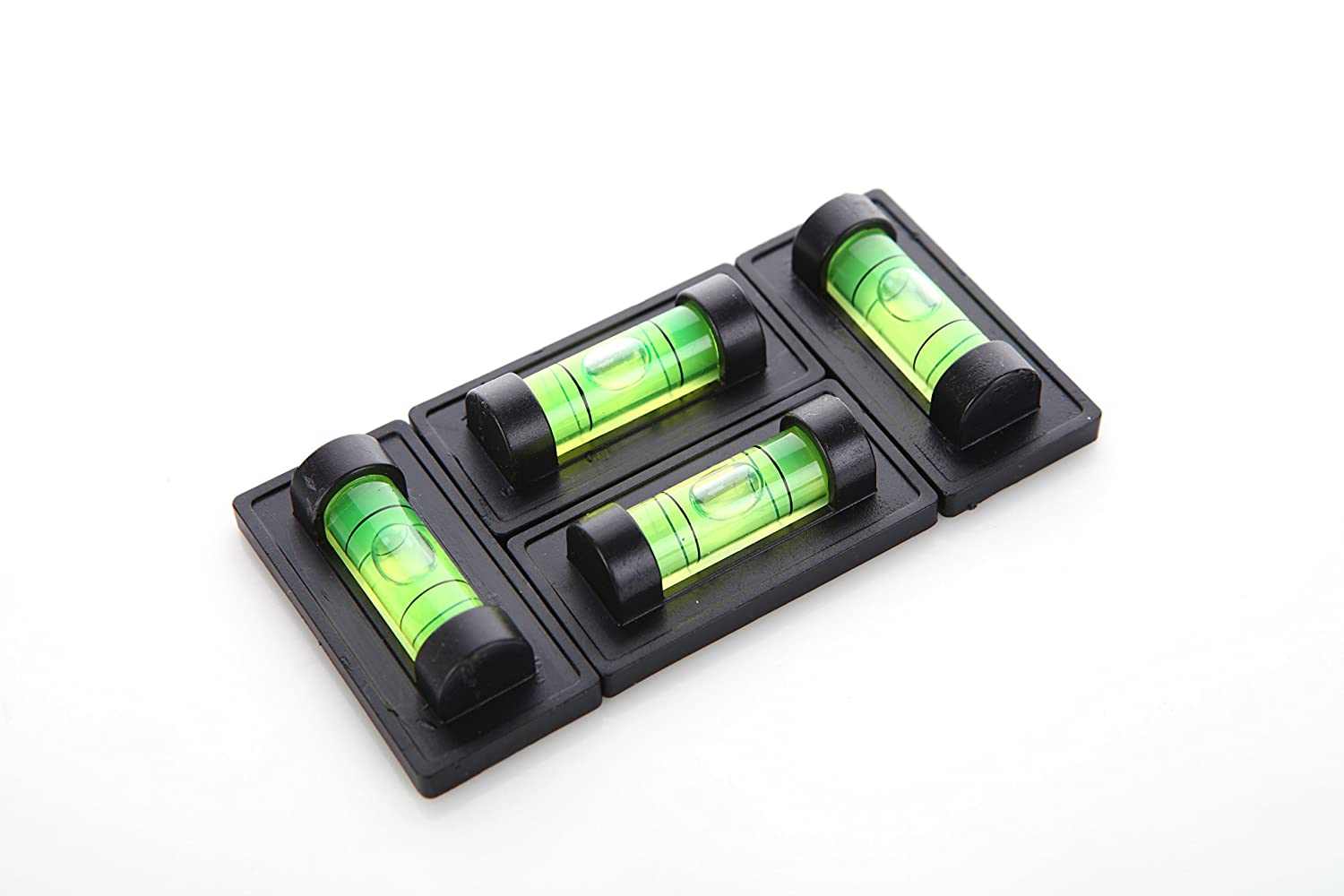 Solid G Magnetic Bubble Spirit Level,4 pieces