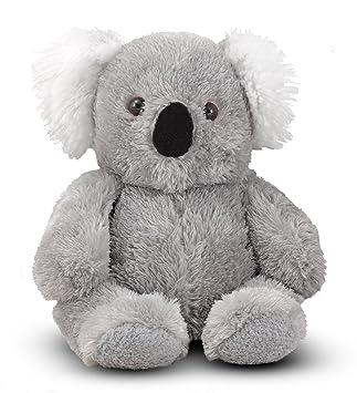 Amazoncom Melissa  Doug Sidney Koala Bear Stuffed Animal