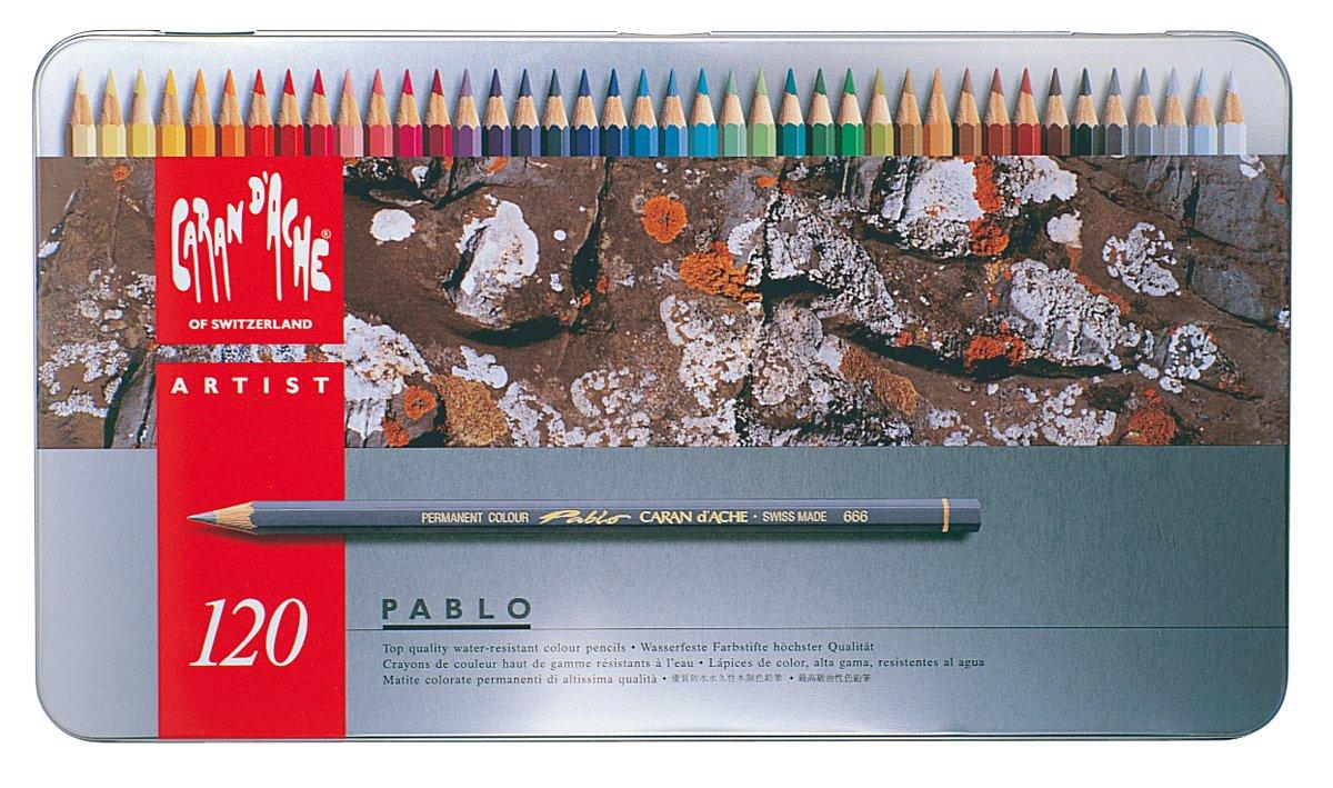 カランダッシュ パブロ 120色セット 0666-420   B0013ILH9Q