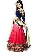 S R Fashion Newly launch Lehenga Choli For Girls_Ghaghara Choli_Chaniya Choli_Lehenga_Lehengha(8-11 Years)(RPKC)